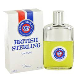 British Sterling Cologne By Dana - 3.8 oz Cologne - Dana - 1