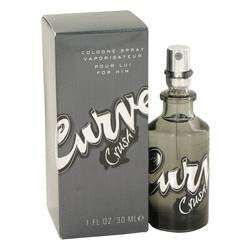 Curve Crush Eau De Cologne Spray By Liz Claiborne - 1 oz Eau De Cologne Spray - Liz Claiborne - 1