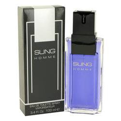 Alfred Sung Eau De Toilette Spray By Alfred Sung - 3.3 oz Eau De Toilette Spray - Alfred Sung - 1