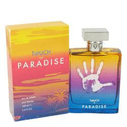 90210 Touch Of Paradise Eau De Toilette Spray By Torand - 3.4 oz Eau De Toilette Spray - Torand