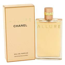 Allure Eau De Parfum Spray By Chanel - 3.4 oz Eau De Parfum Spray - Chanel