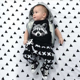 2016 Baby Girls Clothes Letter Printed Infant Clothing Summer Newborn Baby Boys Clothes Next Bebek Giyim Kids Baby Sets - as picture 1 / 0-3 months - Houzz of Threadz - 2