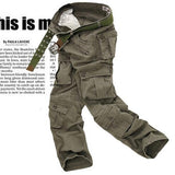 2016 New Tactical Pants Military Camping Men Outdoor Camouflage Cargo Pants Male Overalls Casual Trousers 28~38 -  - Houzz of Threadz - 1