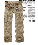 2016 New Tactical Pants Military Camping Men Outdoor Camouflage Cargo Pants Male Overalls Casual Trousers 28~38 - qian ka qi / 28 - Houzz of Threadz - 4