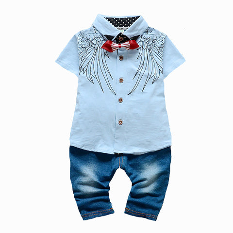 Boys Gentleman Set -  - Houzz of Threadz - 1