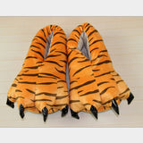 Adult Women Animal Slippers - 4 / S - Houzz of Threadz - 9
