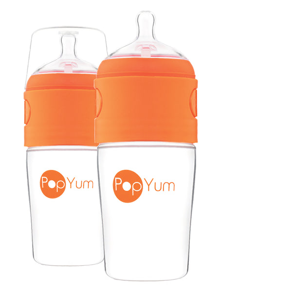 Coming Soon!  9oz PopYum Bottle, 2-Pack