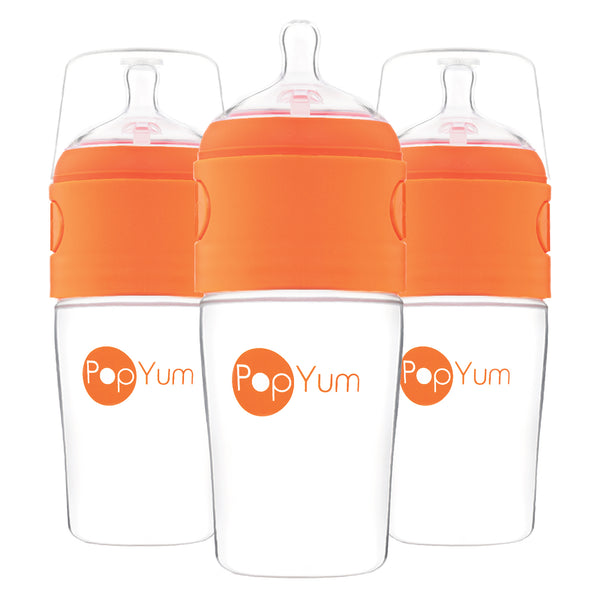 Coming Soon!  9oz PopYum Bottle, 3-Pack