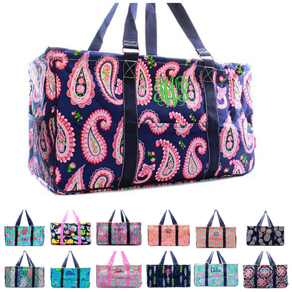 Personalized Diaper Bags & Quilted Diaper Bags | GiftsHappenHere ... : quilted monogrammed tote bags - Adamdwight.com