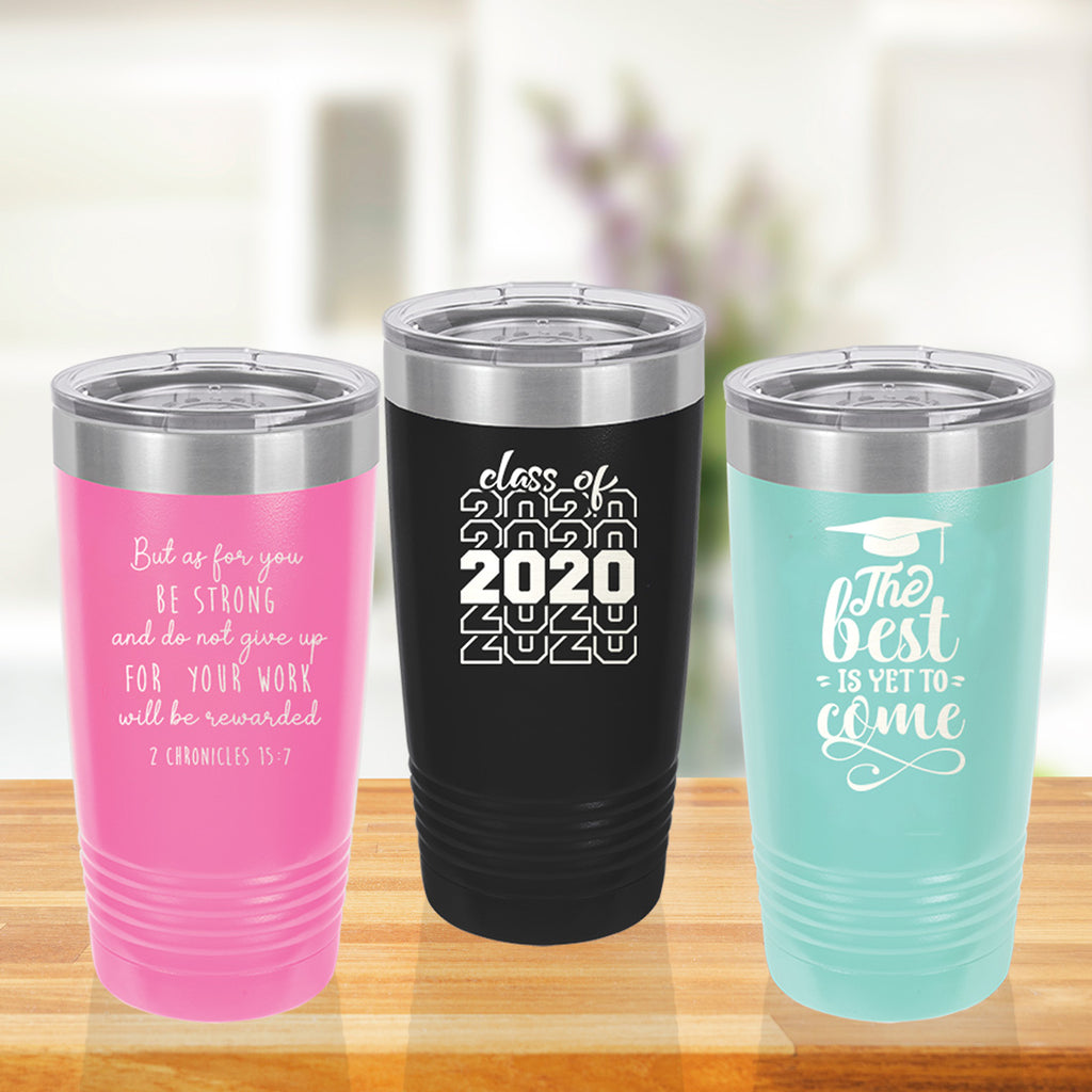 Teal The Best is Yet to Come 20oz Insulated Tumbler