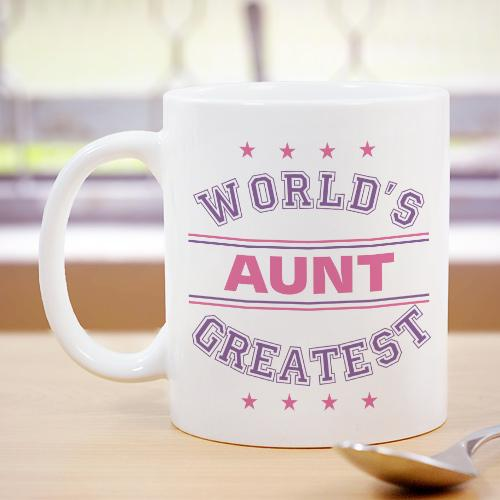 Personalized World's Greatest - Grandma Coffee Mug