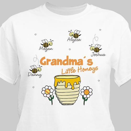 Personalized Little Honeys T-Shirt