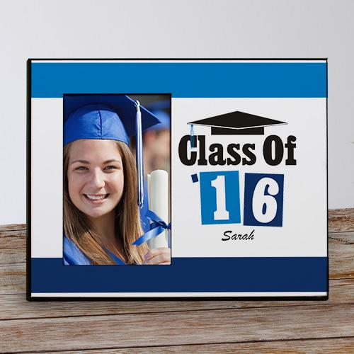 Personalized Graduate Printed Frame