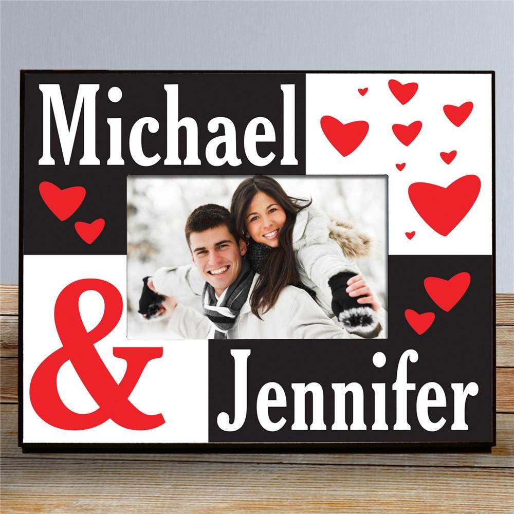 Personalized Just The Two Of Us Picture Frame - Valentine's Day Gift