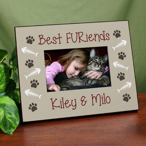 Personalized Furry Friend Frame