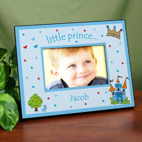 Personalized Little Prince Printed Frame