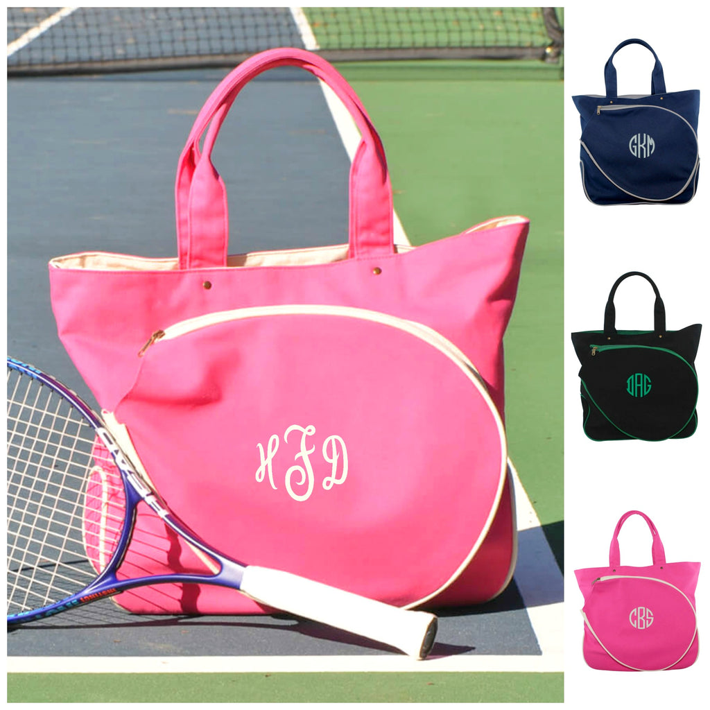 Personalized Tennis Bag Tote