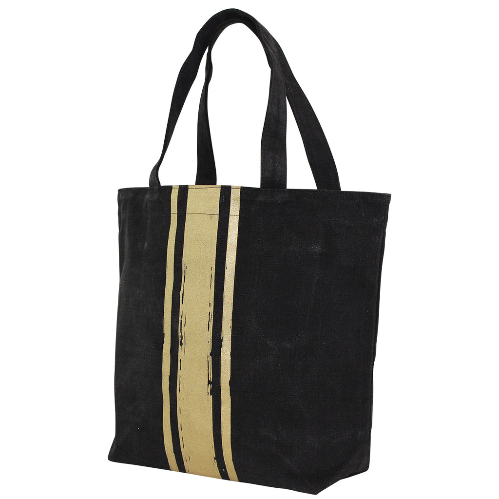 Personalized Brushed Canvas Tote