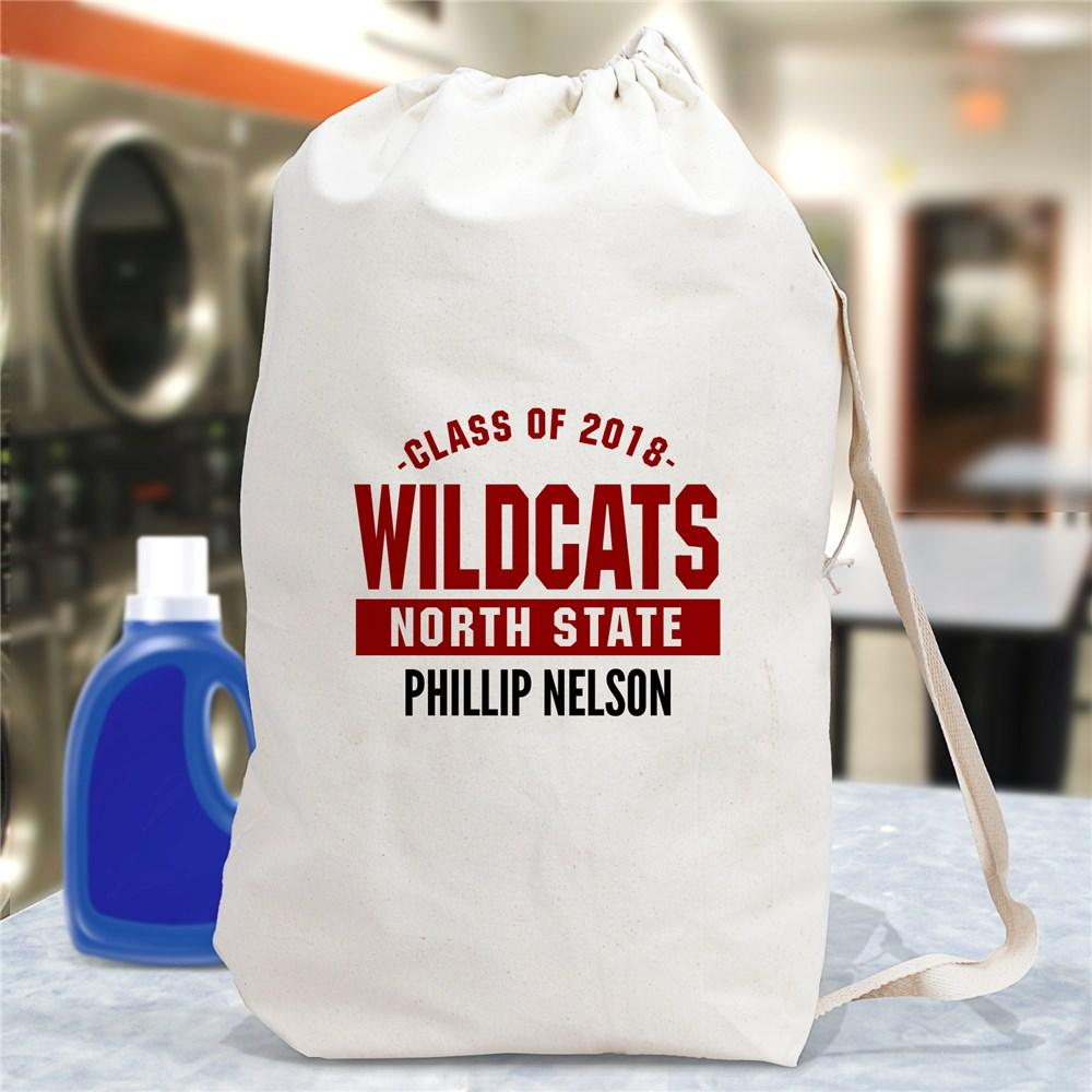 Personalized Class Of... Laundry Bag