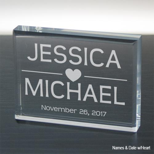Personalized Wedding Caketopper Keepsakes