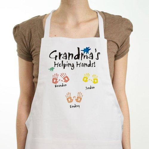 Personalized Helping Hands Apron