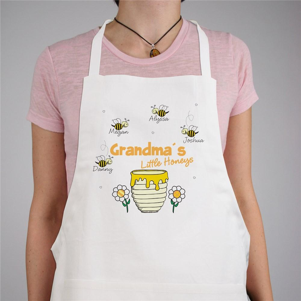 Personalized Little Honey's Apron