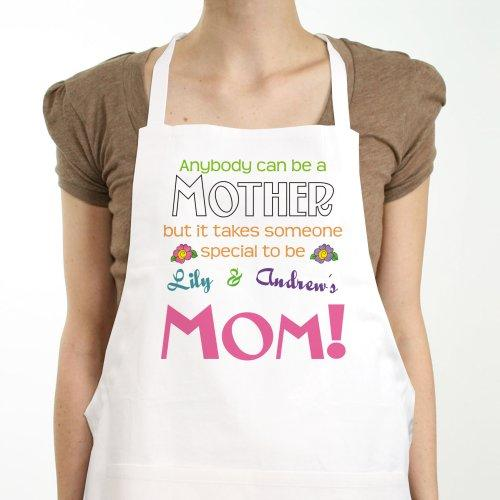 Personalized Anybody Can Be Apron