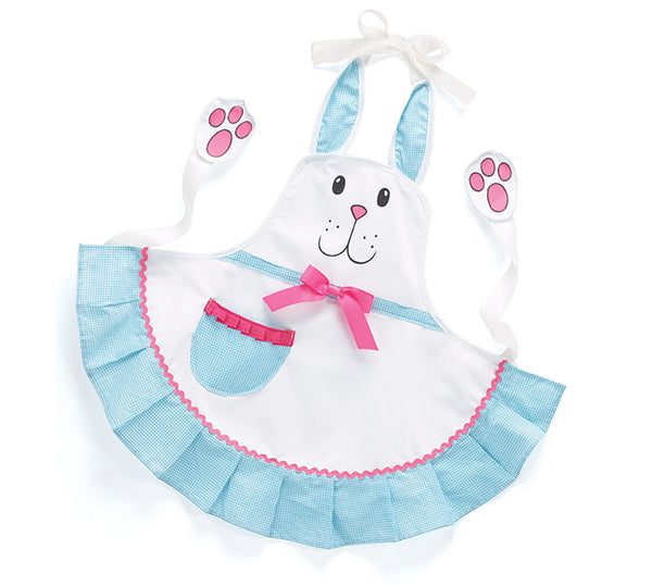 Easter Bunny Apron Child Size