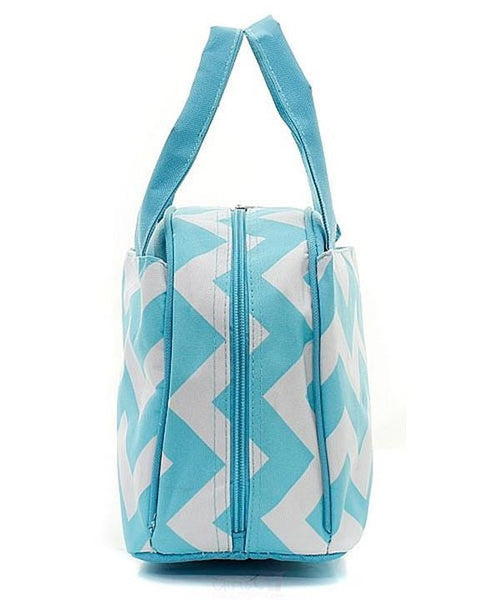 "Personalized Lunch Bag Cooler 9"" Insulated Tote - Gifts Happen Here - 94"