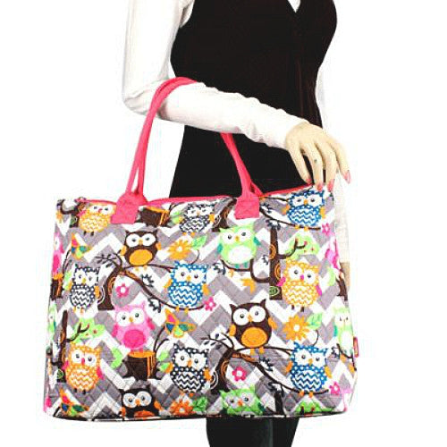 46aee390a0c ... Personalized Large Quilted Tote Bag 21