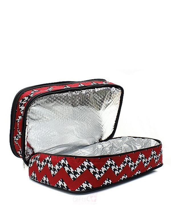 Insulated Casserole Dish Carrier Tote Bag - Gifts Happen Here