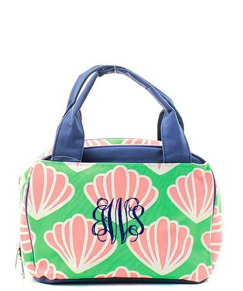 "Personalized Lunch Bag Cooler 9"" Insulated Tote - Gifts Happen Here - 72"