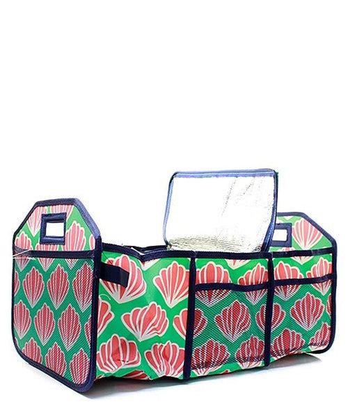 Trunk Organizer Large Utility Tote Bag - Gifts Happen Here - 13