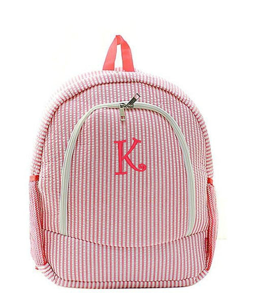 "Personalized 17"" Full Size Backpack Bookbag School Tote Bag - Gifts Happen Here - 83"