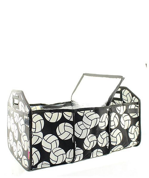 Trunk Organizer Large Utility Tote Bag - Gifts Happen Here - 20