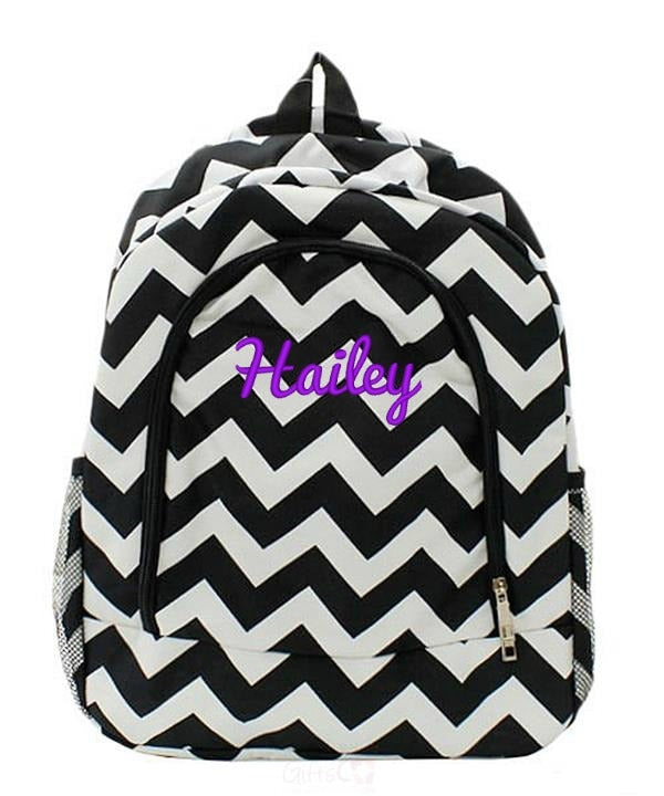 "Personalized Kids 17"" Full Size Backpack Bookbag"