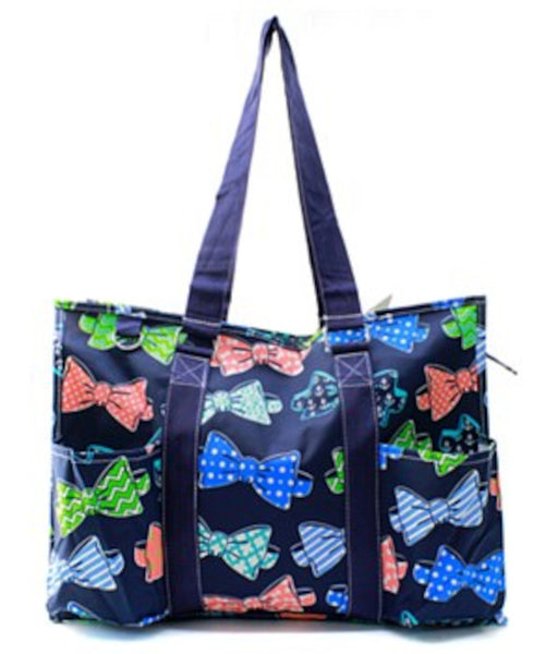 "18"" Large Organizing Utility Tote Diaper Bag - Gifts Happen Here"
