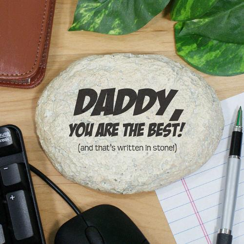 Personalized Engraved Father's Day Keepsake