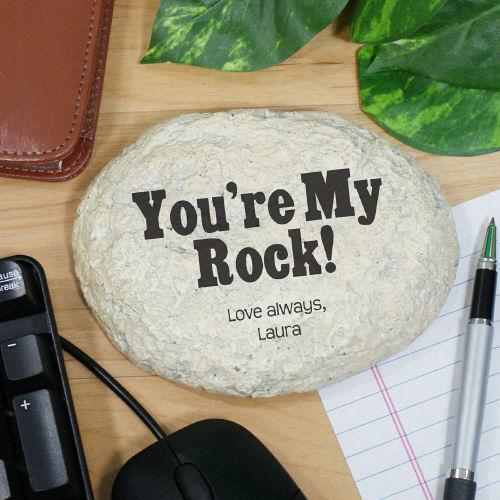 Personalized Engraved My Rock Keepsake