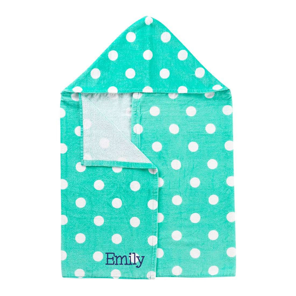 Personalized Kids Hooded Towel