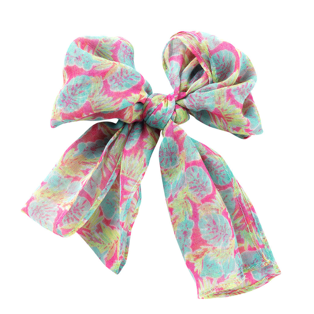 Summer Accent Scarf - Totally Tropics