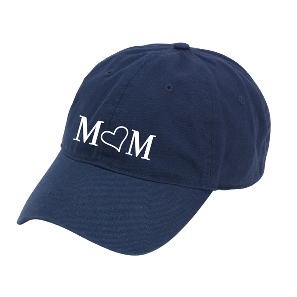 Mom Navy Cap