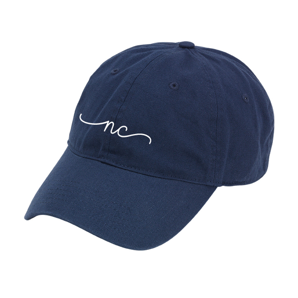 North Carolina Rep Your State Navy Cap