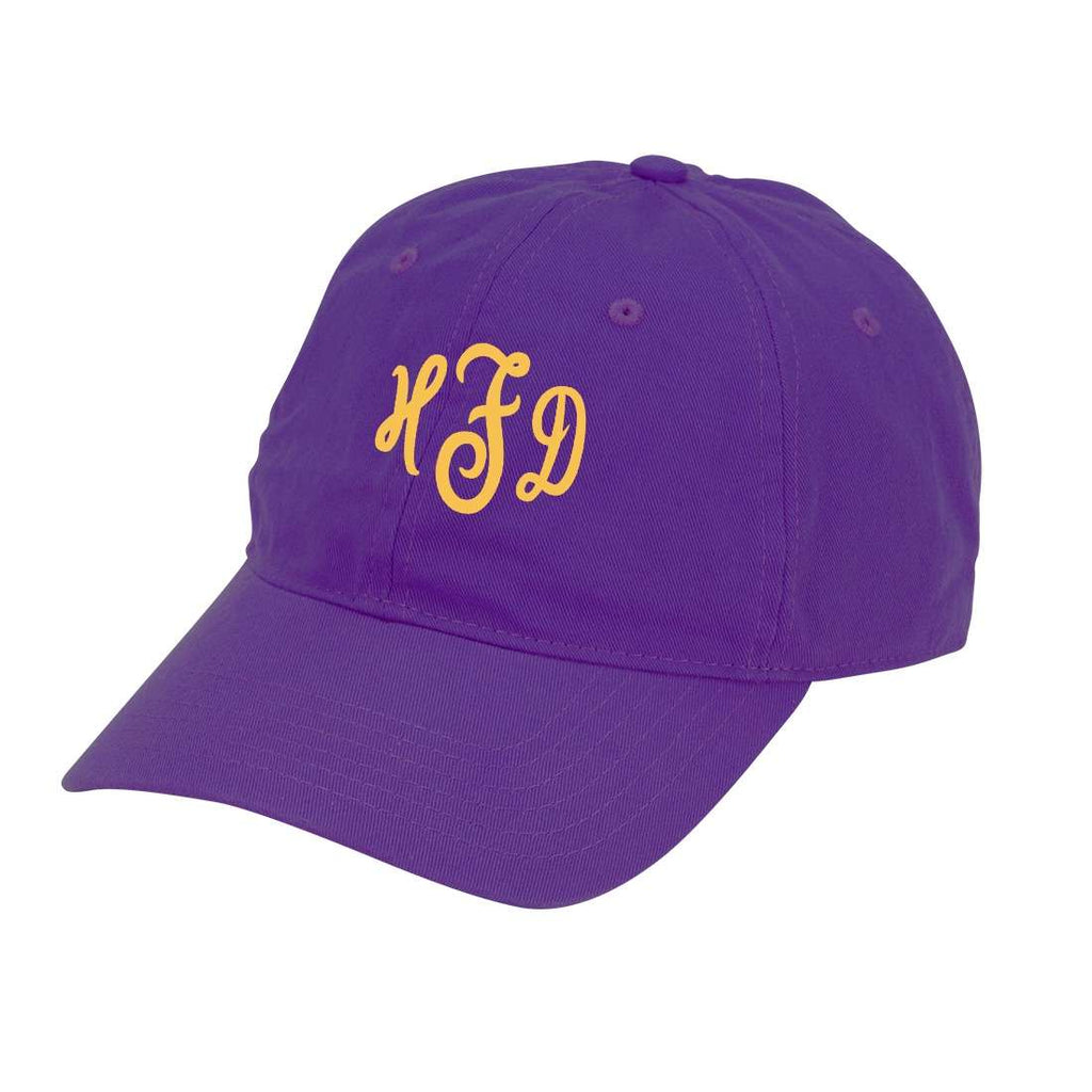 Personalized Womens Baseball Hat Cap