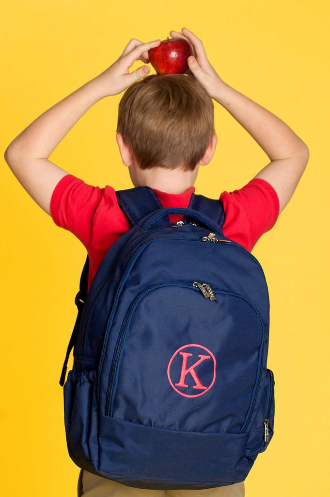 Personalized Boys Backpack