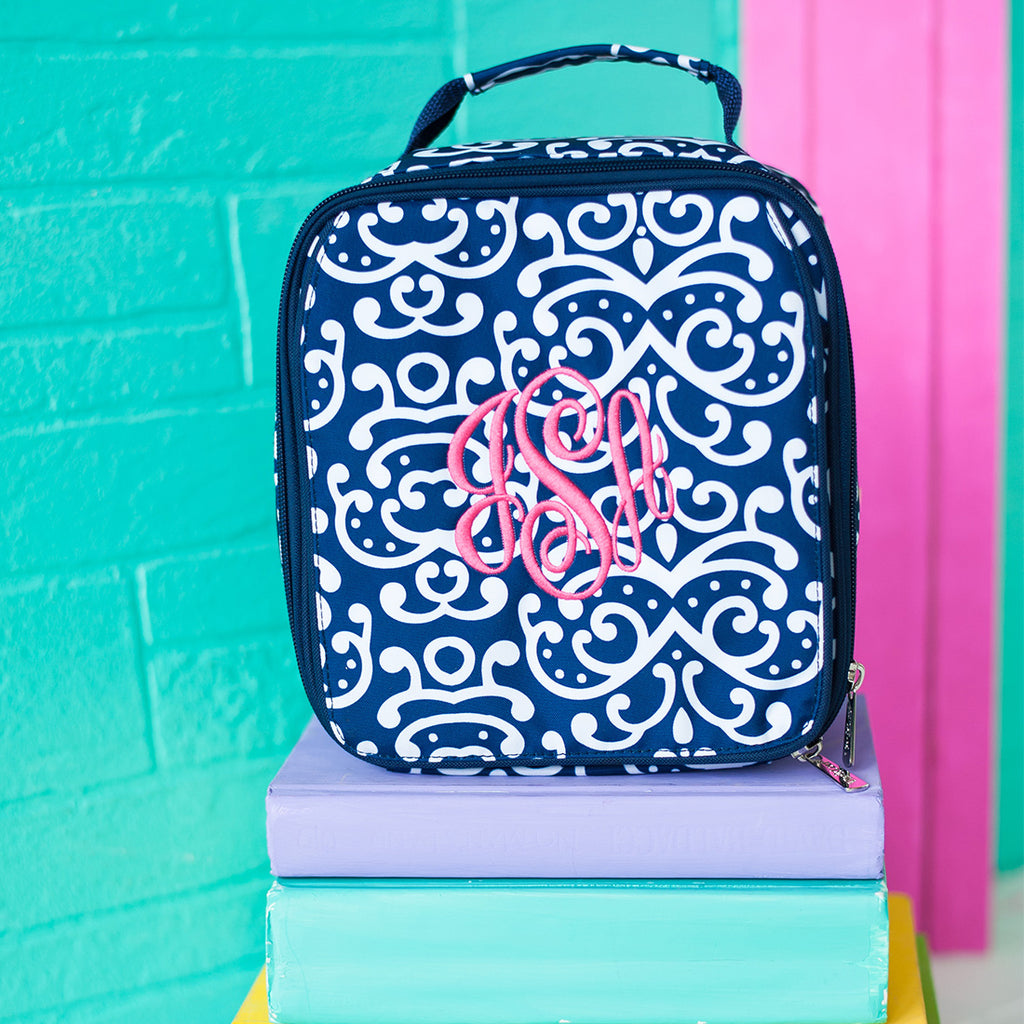 Personalized Matching Backpack Lunchbox & Pencil Bag Set
