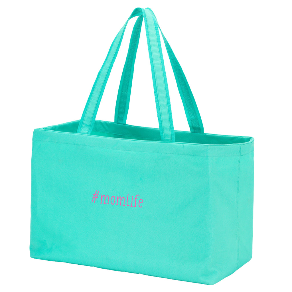 #momlife Mint Ultimate Tote