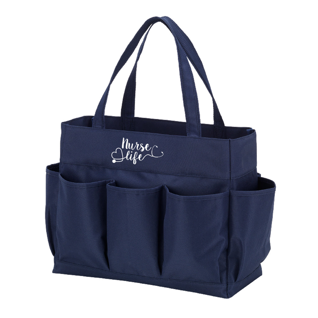 Nurse Life Navy Carry All Bag