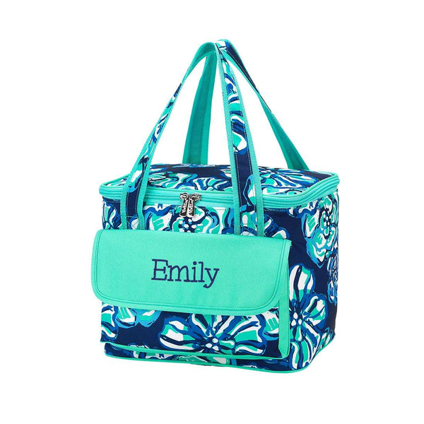 Personalized Insulated Cooler Tote Bag