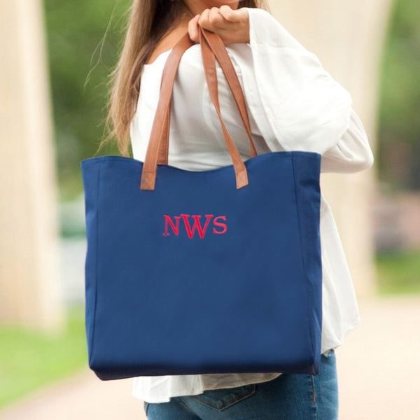 Personalized Tailgate Tote Bag Game Day